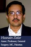 Hasnain Zafar