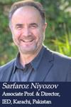 Sarfaroz Niyozov