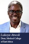 Prof. Lukoye Atwoli by Lukoye Atwoli