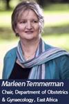 Prof. Marleen Temmerman by Marleen Temmerman