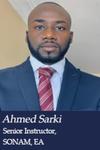 Dr Ahmed Sarki