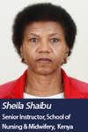 Prof. Sheila Shaibu by Sheila Shaibu