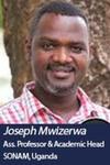 Joseph Mwizerwa by Joseph Mwizerwa