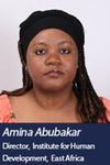 Prof. Amina Abubakar by Amina Abubakar