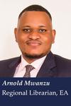 Arnold Mwanzu by Arnold Mwanzu