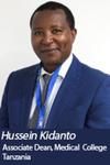 Prof. Hussein Kidanto by Hussein Kidanto