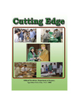 Cutting Edge : Issue 2, 2008 by Department of Surgery